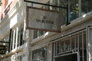 Taylor Stitch tailor in The Mission