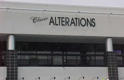 Classic Alterations - Houston, TX