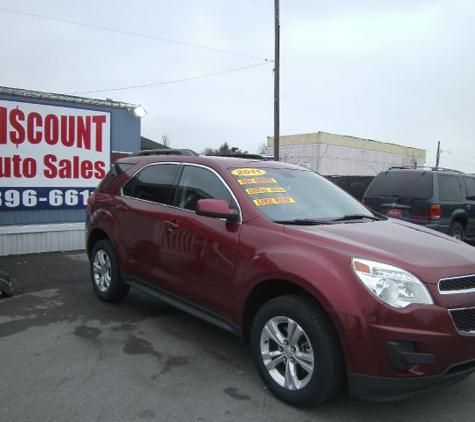 Discount Auto Sales - Murfreesboro, TN