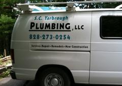S.C. Yarbrough Plumbing - Asheville, NC