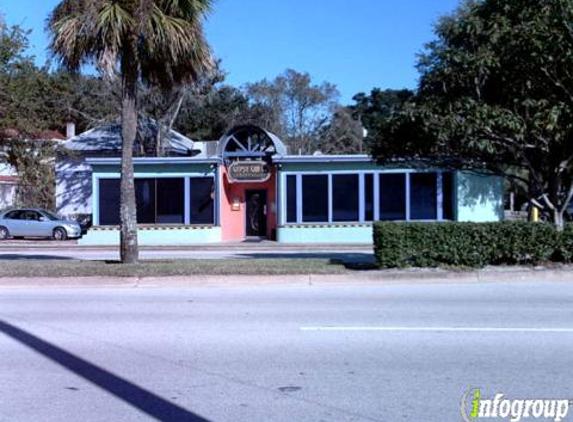 Gypsy Cab Co Restaurant - Saint Augustine, FL