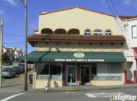 Guerra Quality Meats - San Francisco, CA