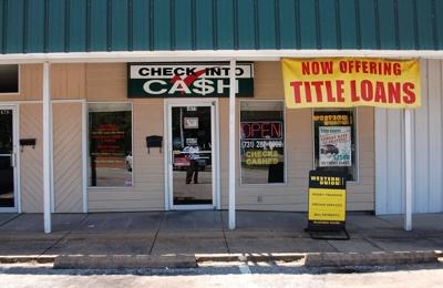 Check Into Cash - Dyersburg, TN