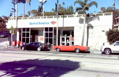 Bank of America - West Hollywood, CA