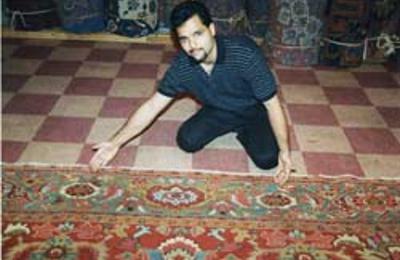 Taghavi Oriental rugs 3554 Park Ave