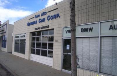 Palo Alto German Car Corp - Palo Alto, CA