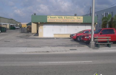 Chans silk flower inc 5300 nw 72nd ave miami fl 33166 yp chans silk flower inc miami fl mightylinksfo