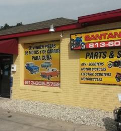 Santana's Power Sports And Small Engine Repair - Tampa, FL