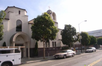 Greek Orthodox Cathedral of The Annunciation - San Francisco, CA