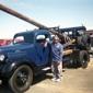 Ambrosia - Port Angeles, WA. The old loggin truck.
