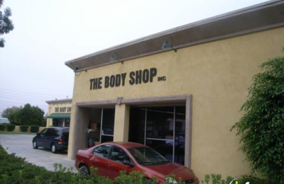 The Body Shop Inc. - Simi Valley, CA