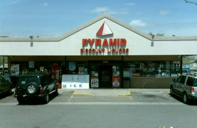 Pyramid Discount Liquors - Littleton, CO