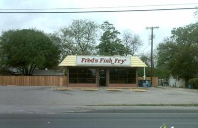 Fred's Fish Fry - San Antonio, TX