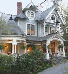 1899 Wright Inn and Carriage House - Asheville, NC