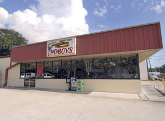 Short Stop Poboys - Metairie, LA