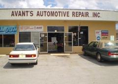 Avant's Auto Repair Inc - Deerfield Beach, FL