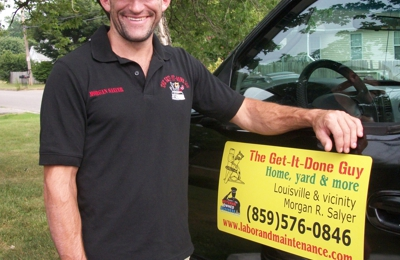 The Get It Done Guy Handyman Lexington Ky