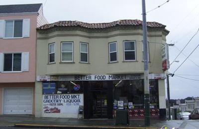 Better Food Market - San Francisco, CA
