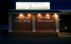 Two Guys From Italy Restaurant