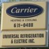 Universal Refrigeration & Electric Inc