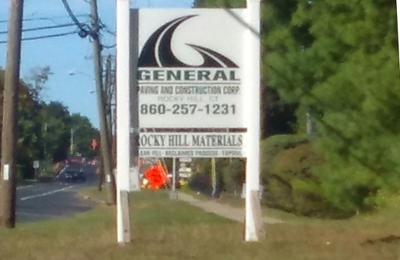 General Paving & Construction - Rocky Hill, CT