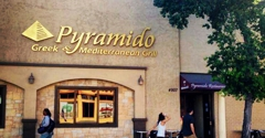 Pyramido Greek & Mediterranean - North Hollywood, CA. Pyramido