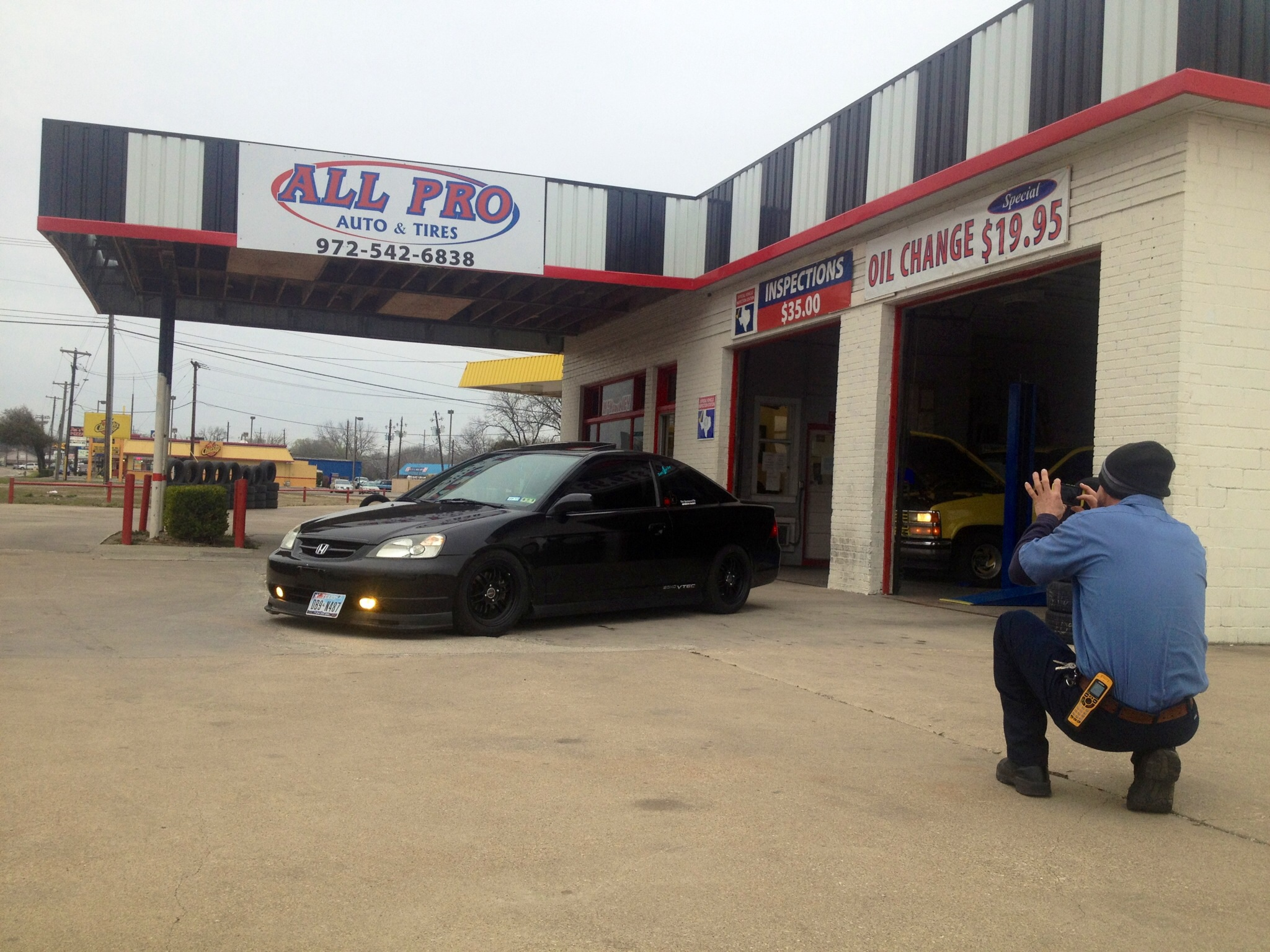 All Pro Automotive >> All Pro Auto Tires 1312 N Tennessee St Mckinney Tx 75069