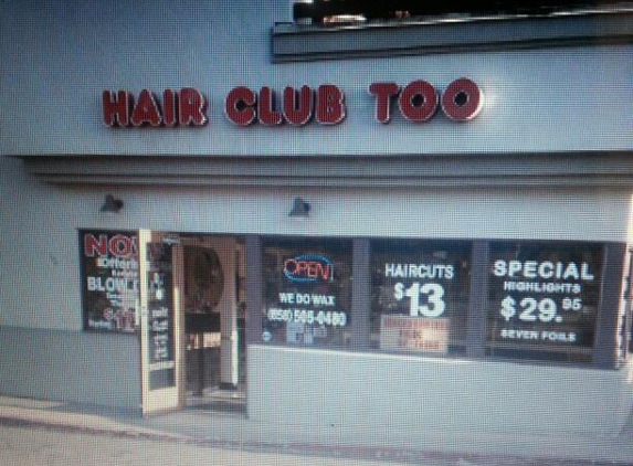 Hair Club Too - San Diego, CA