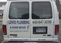 Lewis Plumbing & Home Repair, Inc. - Wellington, OH