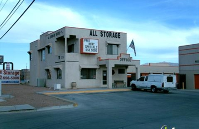 All Storage Las Vegas Nv