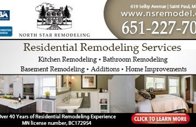North Star Remodeling 619 Selby Ave Saint Paul Mn 55102 Yp Com