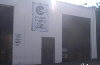 Cookes Crating & Fine Arts Transportation Inc - Los Angeles, CA