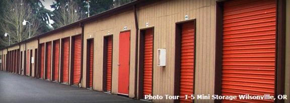 I-5 Mini Storage - Wilsonville, OR