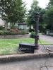 Residential welding services - ornamental iron mailbox repair