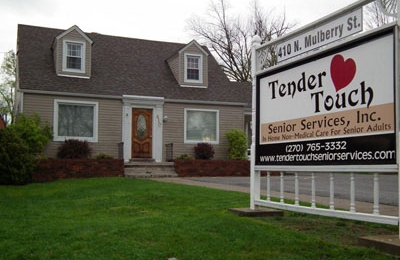 Tender Touch Senior Services Inc 410 N Mulberry St