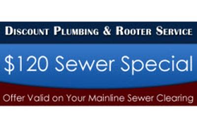 Discount Plumbing & Rooter Service - Oxnard, CA