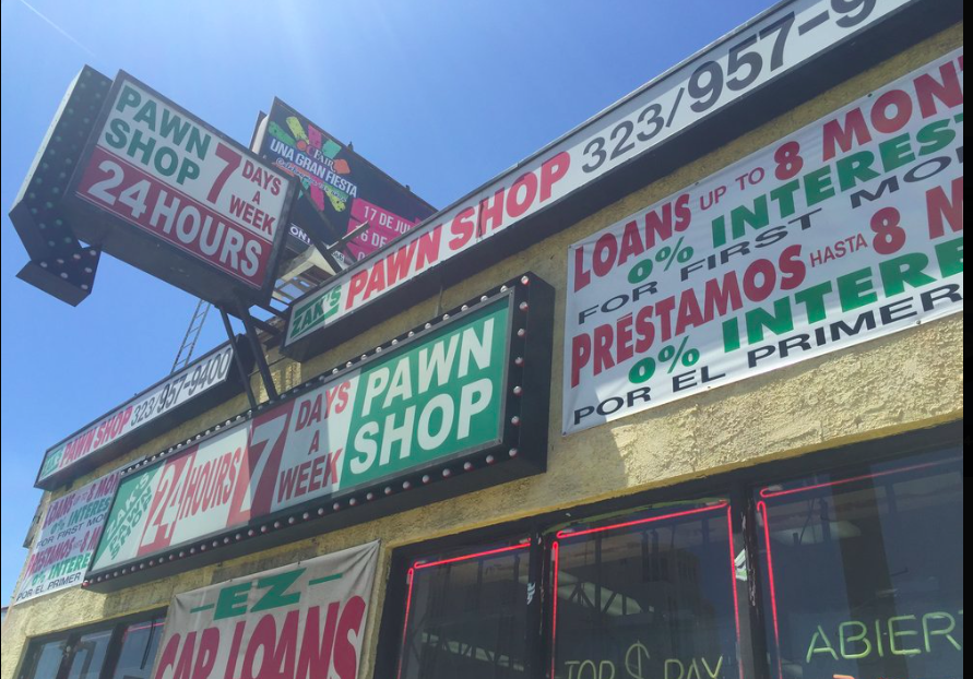 Products and Services in Los Angeles