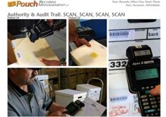 Pouch Records Management - Fullerton, CA