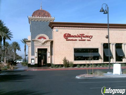 The Cheesecake Factory 160 S Green Valley Pkwy Henderson