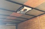 Ac/heat install in 16' Cargo Trailer