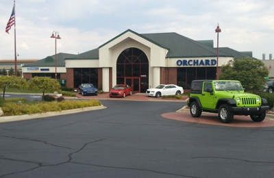 Orchard Chrysler Dodge Jeep Ram - Washington, MI