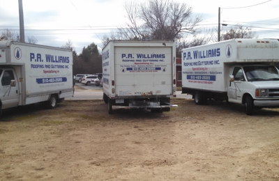 Paul Williams Roofing & Guttering - Elizabethtown, NC