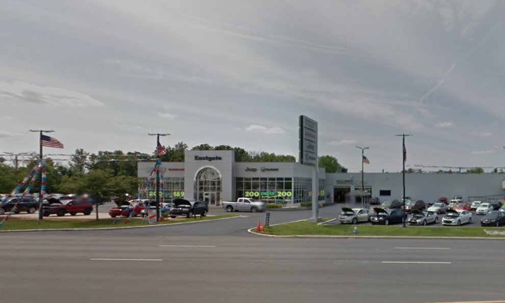 Eastgate chrysler service