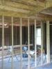 Ellington job interior framing