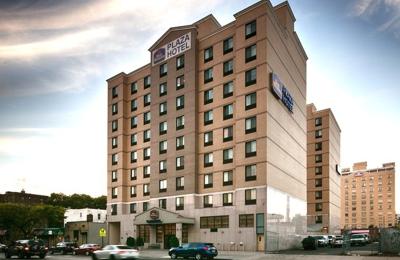 Best Western Plaza Hotel - Long Island City, NY
