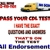 CDL TEST ANSWERS