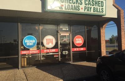 ACE Cash Express - Saginaw, TX
