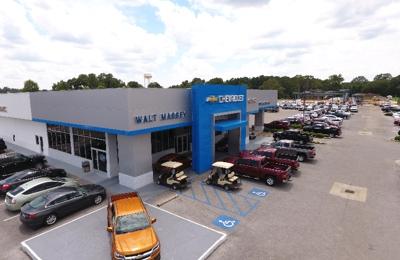 Walt Massey Chevrolet Buick GMC - Lucedale, MS