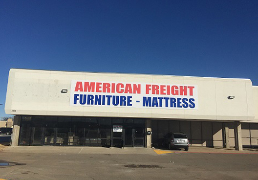 American Freight Furniture And Mattress 2825 W I 240 Service Rd, Oklahoma  City, OK 73159   YP.com