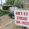 Bob's RV & Trailer Storage